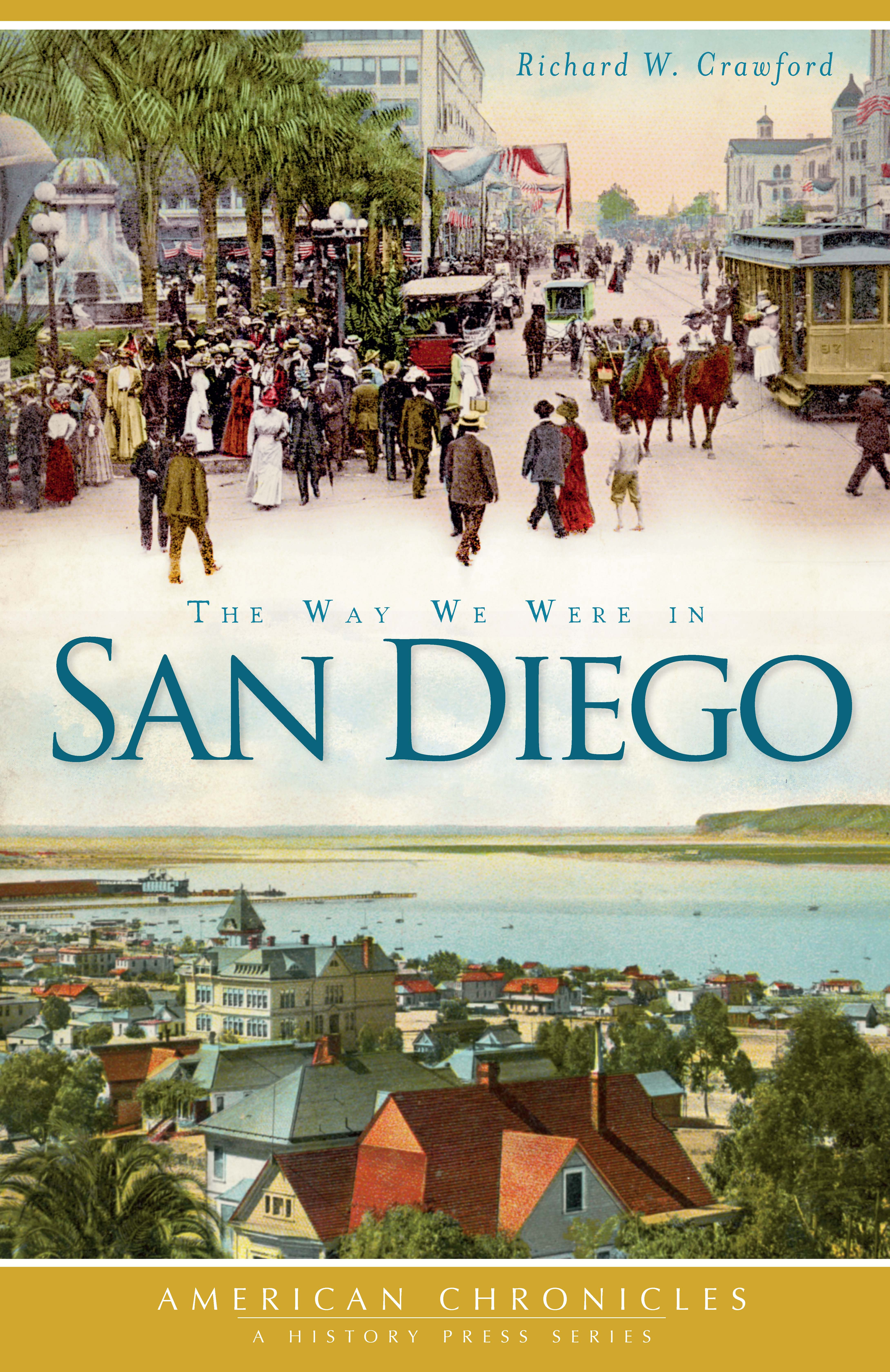 Books on San Diego History